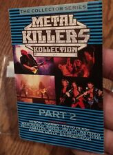 Metal Killers Kollection 1985 West Germany / Venom Diamond Head Raven Blade Thor