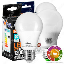 LAMPADINE LED 12V 24V E27 E14 5W 12W Fotovoltaico Pannello Solare barca camper ?