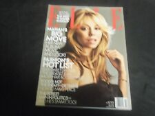 2001 JULY ELLE MAGAZINE - MARIAH CAREY FRONT FASHION COVER - O 6927