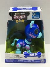 Zoomer Zupps Safari, Rafa-Interactive Giraffe with Lights, Sounds & Sensors -New