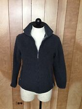 WOMEN'S LANDS' END FLEECE JACKET-SIZE: XS (2-4)