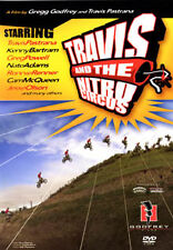 TRAVIS AND THE NITRO CIRCUS - The First One - FMX/MX DVD
