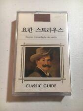 Most Famous Waltzes Korean Cassette Tape New Sealed