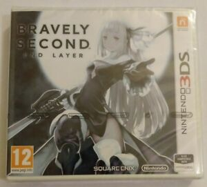 Genuine Bravely Second: End Layer for the Nintendo 3DS Game Brand New and Sealed
