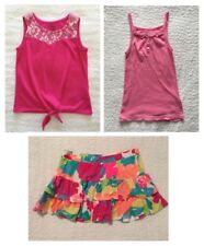 Girls Clothes Size S(6-6X) (3 Pieces)