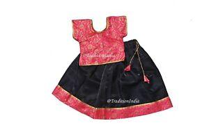 Designer Girls Lehenga Choli Readymade Ethnic Wear Kids Lehenga, Festive Wear