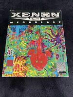 💾 Commodore/Amiga  Xenon 2 Megablast by Bitmap Brothers *Back Up Disks* Big Box