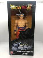 Dragon Ball Super Limit Breaker Ultra Instinct Goku 12-Inch Action Figure