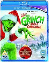 The Grinch [Blu-ray] [DVD][Region 2]