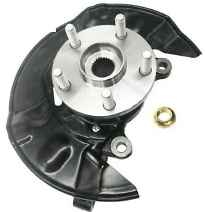 Wheel Hub Bearing & Steering Knuckle Assembly Front Left For Toyota Matrix FWD