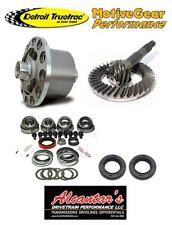 '04-'06 PONTIAC GTO AXLE UPGRADE 3.90 GEARS + TRUETRAC + MASTER KIT + AXLE SEALS