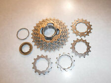 Nice Vintage Shimano Deore XTR CS-M900 8-Speed 12-28 Tooth Bicycle Rear Cassette