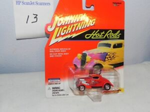 Johnny Lightning - 2000 442-01 Hot Rods  34 Ford Coupe