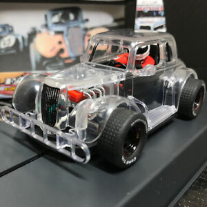 NEW Pioneer 34 Coupe Legends X-Ray Racer Slot Car 1/32 FREE US SHIP
