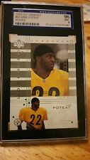 2000 UPPER DECK GRADED ROOKIE#93 HANK POTEAT 0543/1325 GARD GRADED A 9