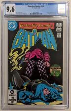 Detective Comics Issue #524 DC CGC 9.6