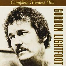 GORDON LIGHTFOOT : COMPLETE GREATEST HITS (20 tracks)   (CD) Sealed