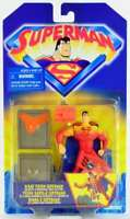 X-RAY VISION SUPERMAN Action Figure - Superman Animated - KENNER 1998