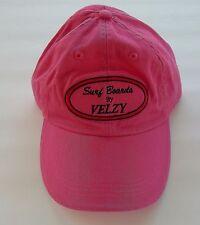 Velzy Hot Pink Hat