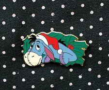 Disney Pin Winnie The Pooh Friend Eeyore 12 Months of Magic Christmas
