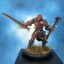 Painted Reaper Miniature Gundor the Barbarian