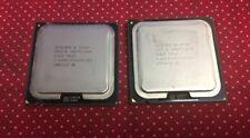 LOT OF 2 Intel Core 2 QUAD Q9400 SLB6B 2.66GHz 1333MHz 6MB  Processor CPU