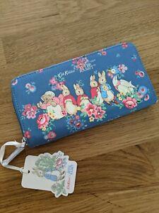 Cath Kitson Purse Peter Rabbit Beatrix Potter BNWT Wallet