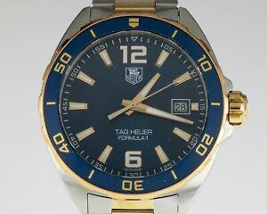 Tag Heuer Two-Tone Formula 1 Quartz Watch w/ Date WAZ1120