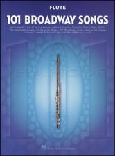 101 Broadway Songs for Flute Sheet Music Book Les Miserables Sound of Music