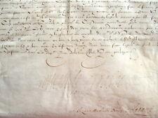 La princesse de Conti, maîtresse d'Henri IV, touche les émoluments de son déf...