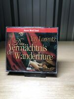 Das Vermächtnis der Wanderhure. 6 CDs. Lübbe Audio (Die Wanderhure Band 3) von I