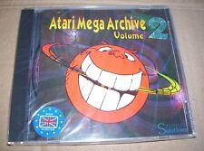 Atari 520 1040 ST STE Mega TT Falcon 030 computer CD ROM Mega Archive vol 2 NEW