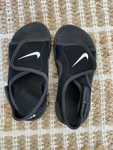 Nike Kids Sunray Protect Sandals Size 9
