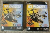 DCS BLACKSHARK HELICOPTER SIM PC DVD ROM BRAND NEW FACTORY SEALED