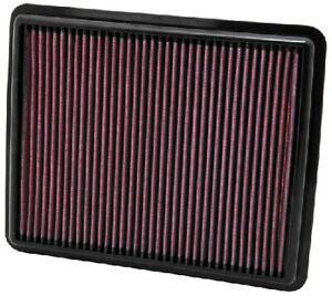 K&N Hi-Flow Performance Air Filter 33-2448 fits Kia Optima 2.0 T-GDi (JF), 2....