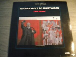 LP - FRANKIE GOES TO HOLLYWOOD - TWO TRIBES