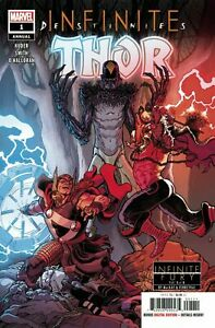 Thor Annual #1: Infinite Destinies - Bagged & Boarded
