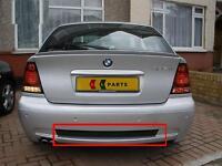 BMW NEW GENUINE 3 E46 COMPACT 00-06 REAR M SPORT BUMPER LOWER GRILL 7894801