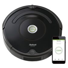 IROBOT ROOMBA 675 ROBOT VACUUM WITH WI-FI CONNECTIVITY – NEW WITH WARRANTY