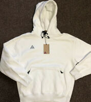 NIKE Men ACG Pullover Hoodie Summit White BQ3453 121 - XS New Heavy Duty Hiking