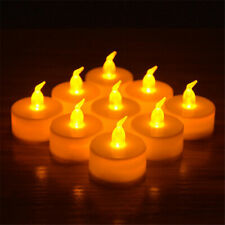 Tea Lights upto 4 Hour Long Burn Night Light Candle Unscented 20/100/200/500