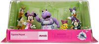 Disney Minnie Mouse Happy Helpers de Luxe 6 Pièce Figurine Set