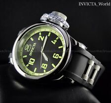 Invicta Men's Classic Russian Diver Stainless Steel Case Swiss Movt 52MM Watch
