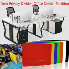Desk Shield Desk Divider Panel Office Desktop Partition Privacy Screen Mounted