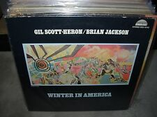 GIL SCOTT HERON / BRIAN JACKSON winter in america ( jazz ) strata east