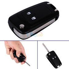 2 Buttons Remote Key Fob Shell Case keyless For Vauxhall Opel Astra Insignia