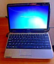 Acer Aspire One Grey ZA3 120gbhd 1gbram TM2520@1.33GHz Bat, crgr, Windows 7