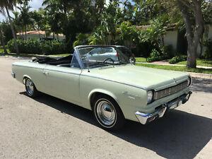 1966 AMC Rambler American 440