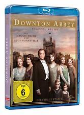 Downton Abbey komplette Staffel 6 sechs Blu-ray Box Set Edition + Bonus Neu OVP