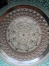 Silverina Istanbul Handmade Glass Bowl ~ 99% Silver ~ Plates ~ Made in Turkey